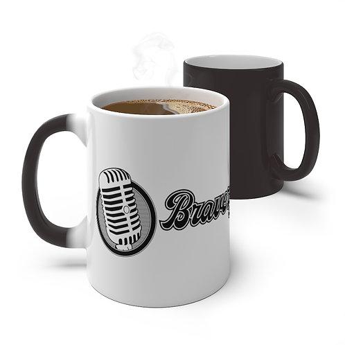 Bravery Studios Color Changing Mug