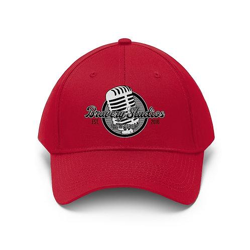 Bravery Studios Unisex Twill Hat