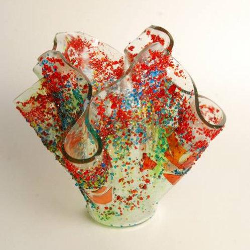 Textured  Small Vase