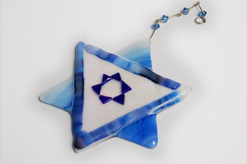 Star of David wall hangng