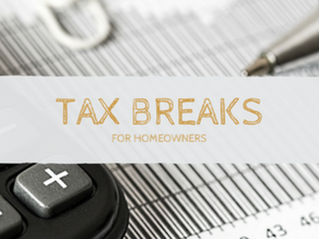 Don't Forget About These 5 Homeowner Tax Breaks