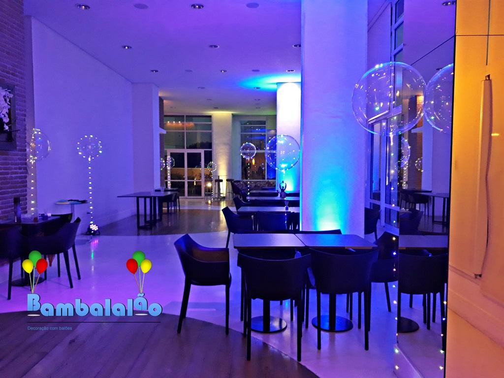 BUBBLE COM LED