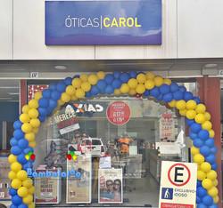 ''ÓTICAS CAROL''.  ARCO ENTRADA.