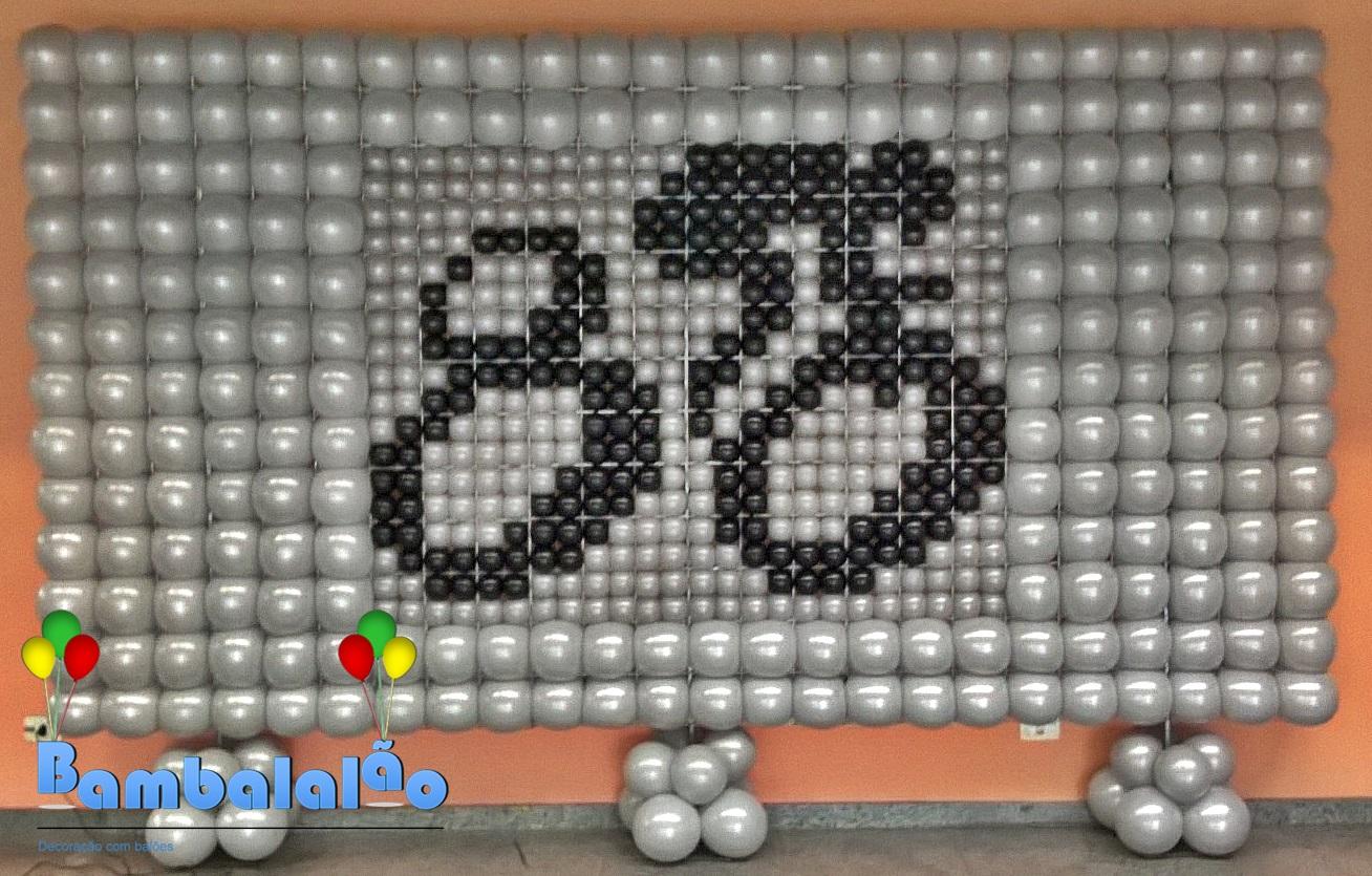 PAINEL 80 ANOS BICICLETA