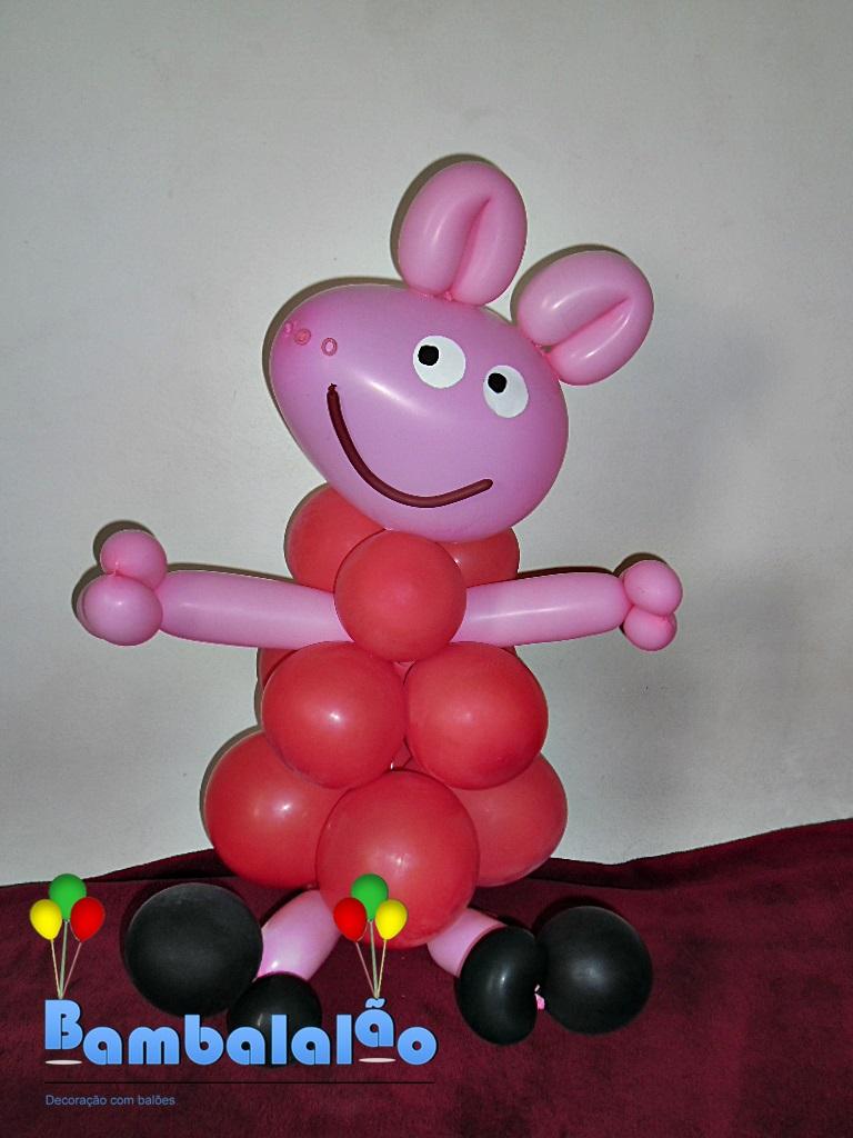 CENTRO MESA ''PEPPA PIG''