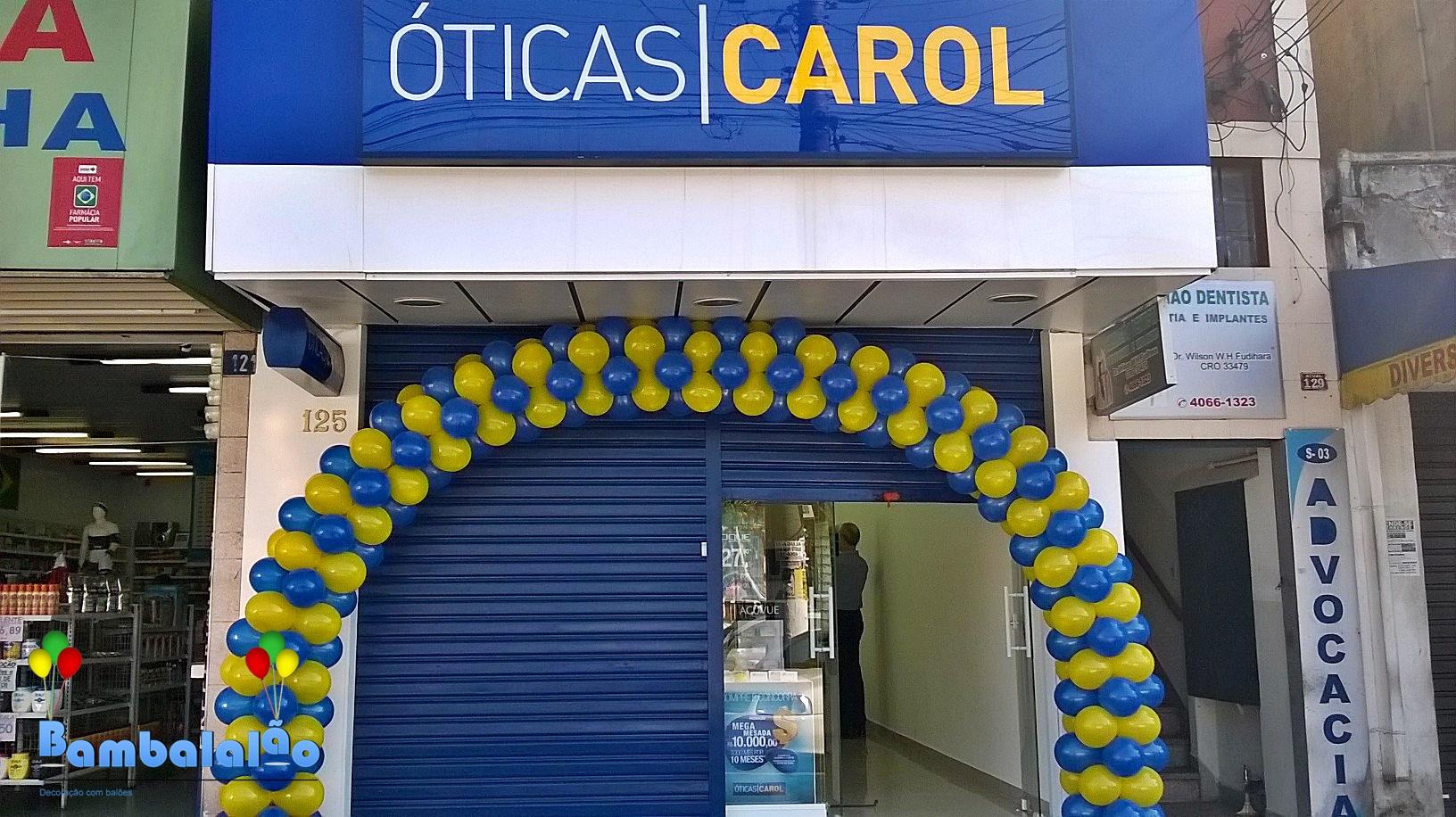ARCO ÓTICAS CAROL