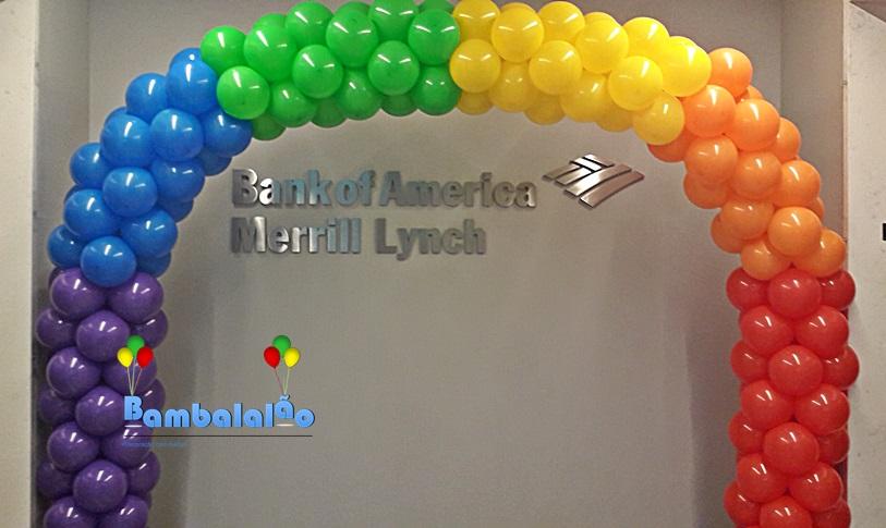BANK OFF AMÉRICA ARCO.