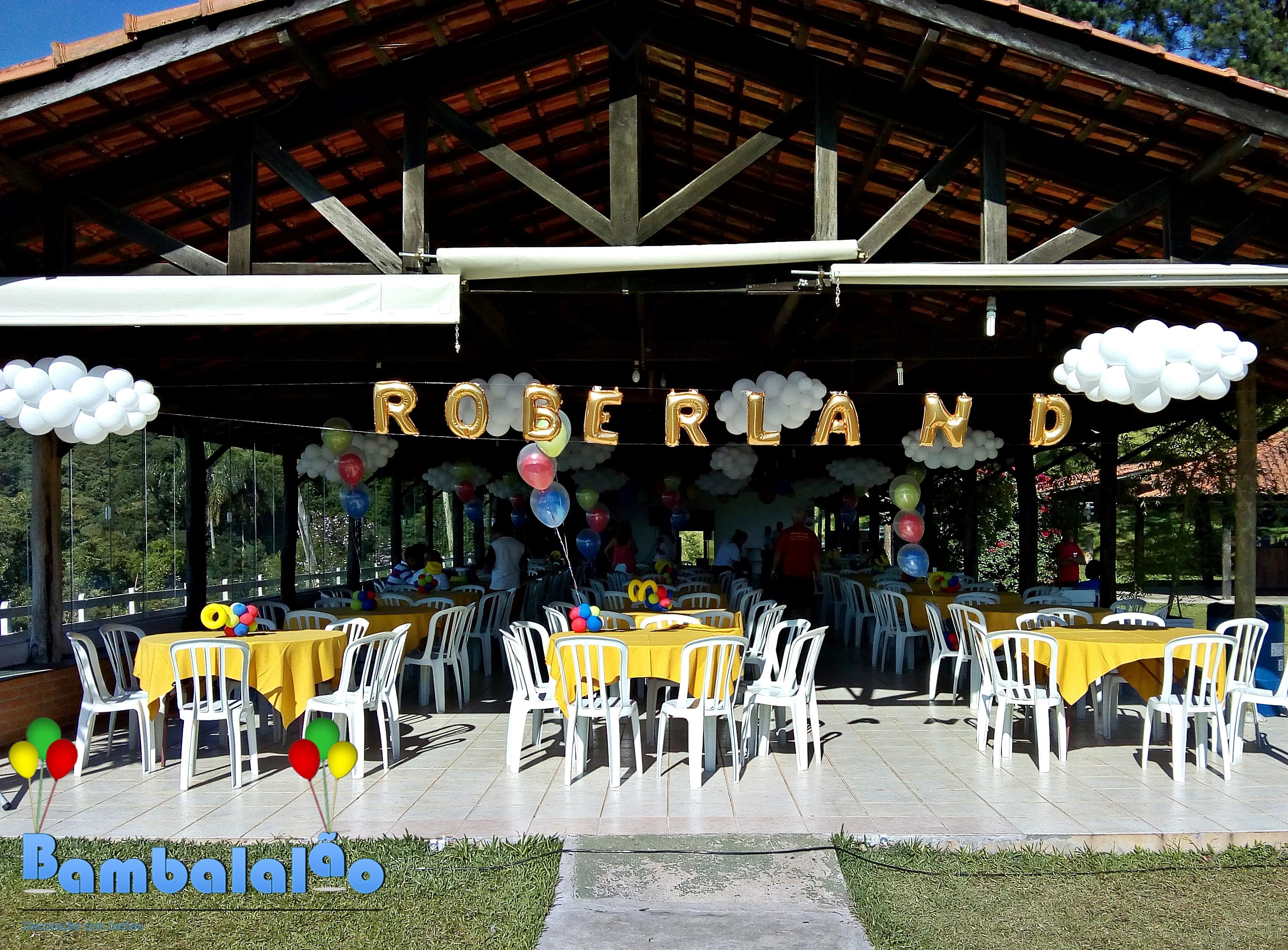 FESTA FINAL DE ANO ''ROBERTET''