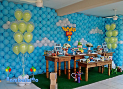 MURAL TOY STORY