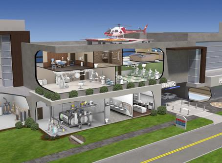 Watts Hospital Visualization a Success