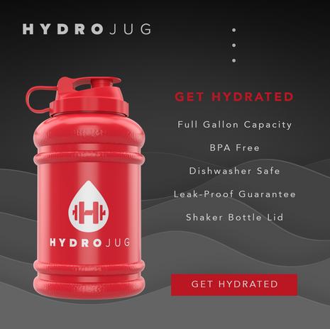 Instagram Ad HydroJug