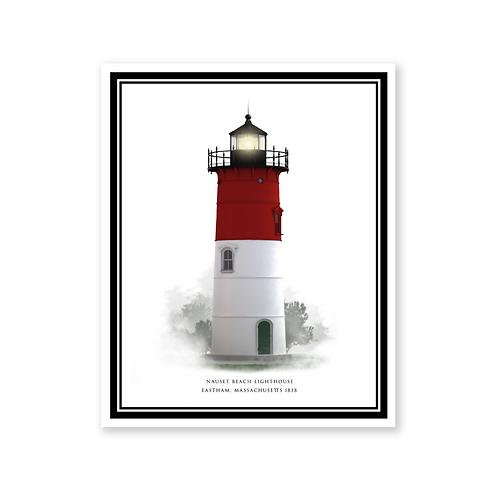 Nauset Beach Lighthouse, Cape Cod