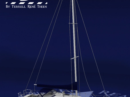New 3d Model of a Catalina J-32 Sailboat