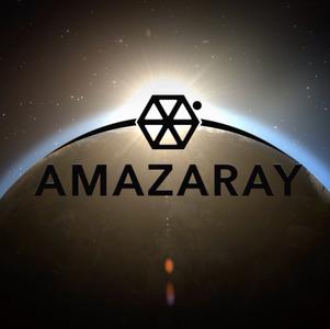 AMAZARAY_Logo_Animation_complete_with_au