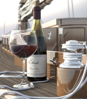 The Art of Wine....and Sailboats