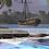 "Thumbnail: Rum Runner Hideaway (40"" X 30"" on canvas)"
