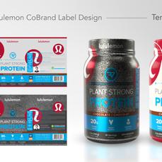 TDF Lululemon Product Labeling