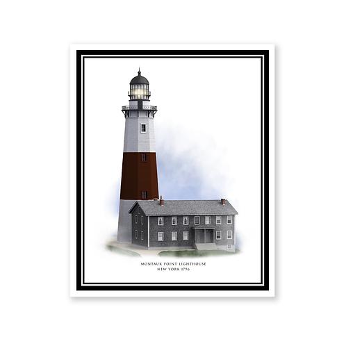 Montauk Point Lighthouse, New York