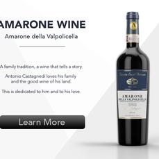 Instagram Ad Amarone Wine