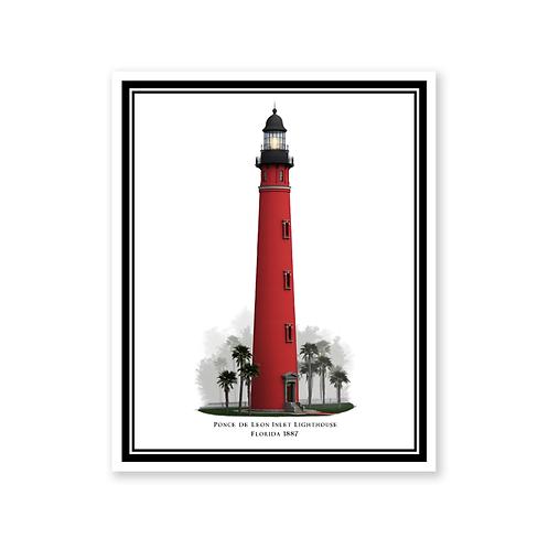 Ponce DeLeon Lighthouse, Florida