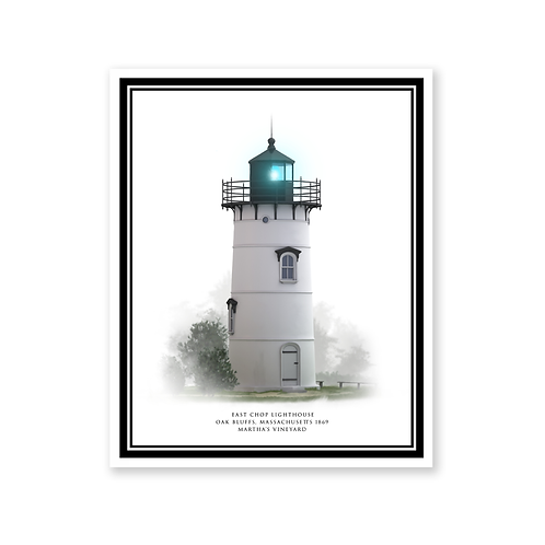 East Chop Lighthouse, Martha's Vineyard