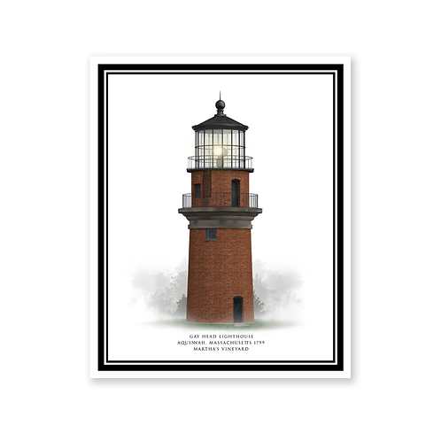 Gay Head Lighthouse, Martha's Vineyard