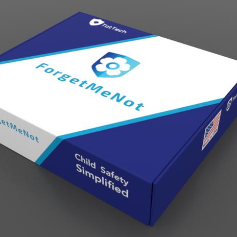 Tot Tech Packaging Render