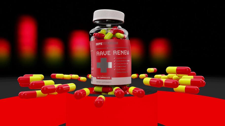 Rave Renew Vitamins