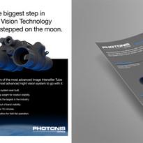 Photonis NV Goggles Brochure
