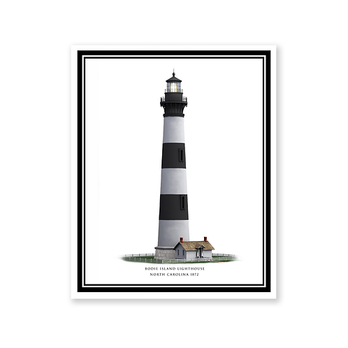 Bodie Island Lighthouse, North Carolina
