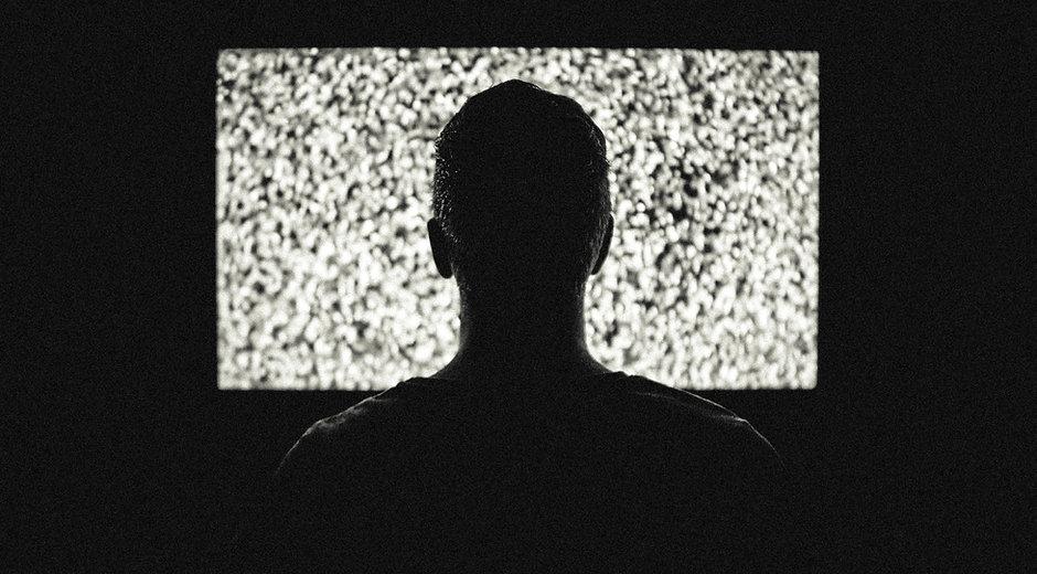 Televisione Sillouhette