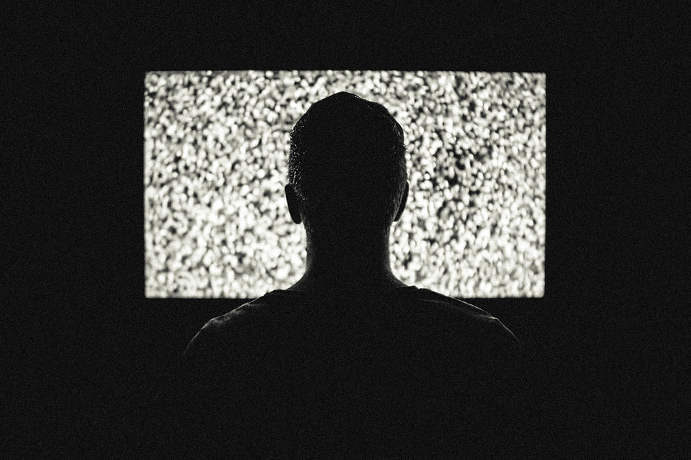 Television Sillouhette