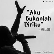 2015 / Ari Lasso / Aku Bukanlah Diriku (Single)