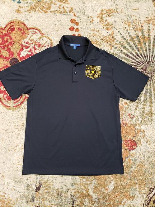 Lakers Polo Tshirt - moisture wick