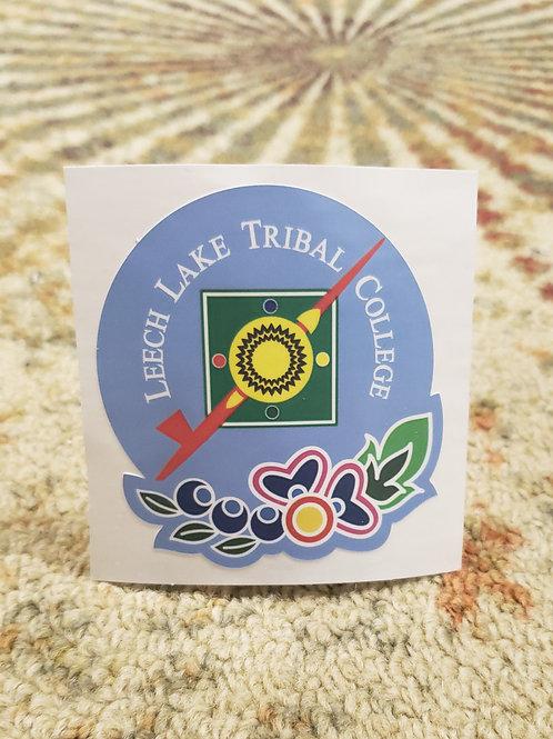 LLTC Floral Sticker