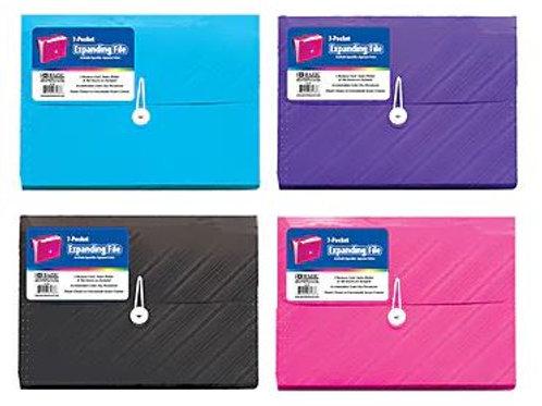 7-Pocket Expanding Folder