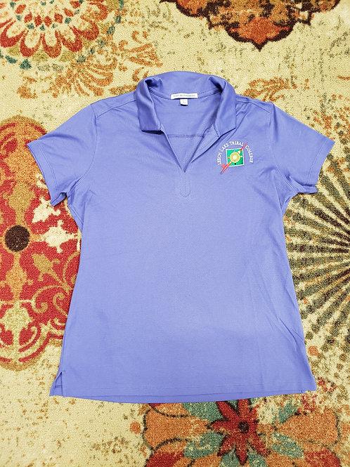 LLTC Ladies Polo Tshirt - moisture wick