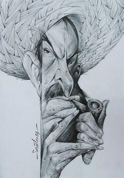 Mazzaropi - Caricatura