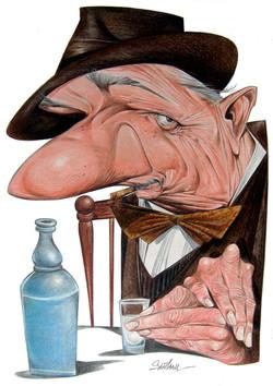 Adoniram Barbosa - Caricatura