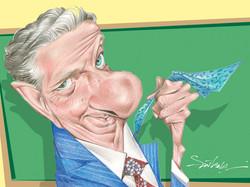 Rogério Cardoso - Caricatura