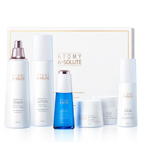 Atomy(アトミ) エイソルー Absolute CellActive Skincare 6種 Set