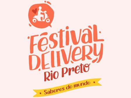 Ação inédita promove o primeiro festival gastronômico on-line de Rio Preto