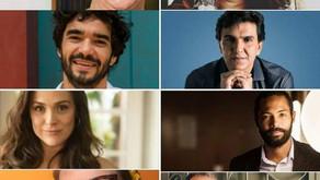 Websérie apresenta histórias contadas por atores e atrizes consagrados