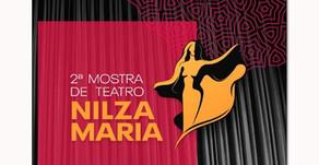 Mostra de Teatro Nilza Maria inicia neste sábado (24/10)