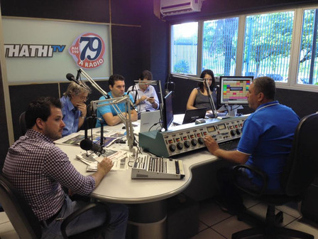 Entrevista Rádio 79
