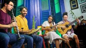 Neste domingo ocorre live do projeto 'O Mercado do Choro Roda a Cidade'