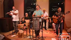 Senta Peia promove LIVE em comemoração aos 12 anos da banda