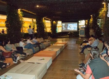 Exibição dos Grand Prix de Cannes atrai profissionais da comunicação
