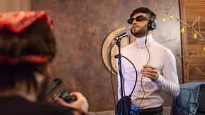 Cantor Anck lança novo projeto audiovisual