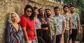 Embalada pelo 'Brega Indie', banda Jambu Cósmico lança primeiro EP ao vivo